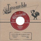 Silvertones - True Confession / Derrick Morgan - Know Your Friend (Treasure Isle / Trojan) 7""